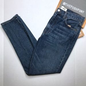 NWT Reformation Julia High Waist Cigarette Jeans